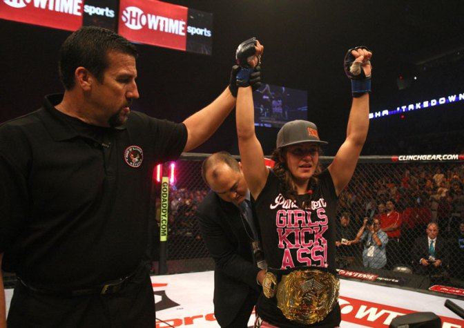 Miesha Tate: A Career of Adversity and Triumph