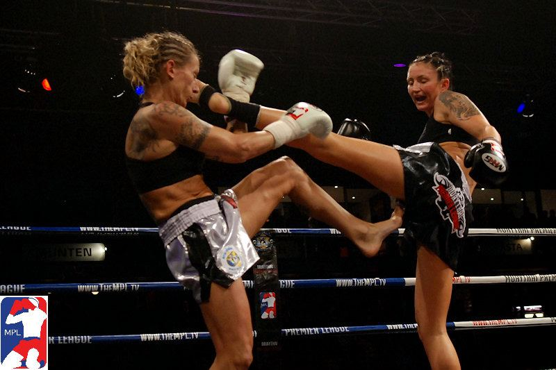 Julie Kitchen Talks The State Of Women S Muay Thai