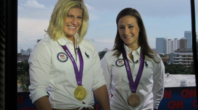 USA Women's Olympic Combat Sports Teams Official