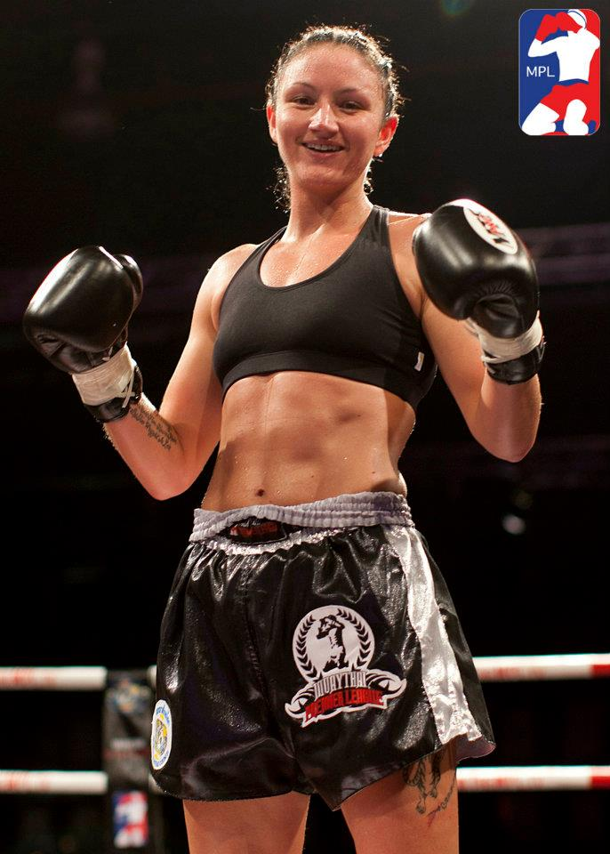 Muay Thai Champ Julie Kitchen Retires Wombat Sports