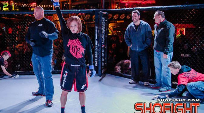 Bellator and LFA Vet Katy Collins Has Passed Away