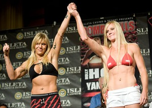 Yankovich with Holm
