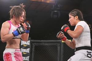 Fujii vs. Aguiliar 1 - May 2012