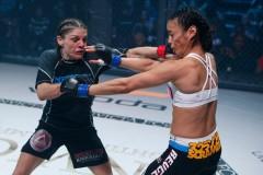 Murphy vs. Nakamoto Courtesy InvictaFC/Ester Lin