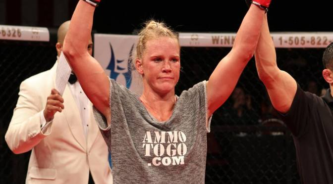 UFC 195 Sees Both Women's Titles on the Line