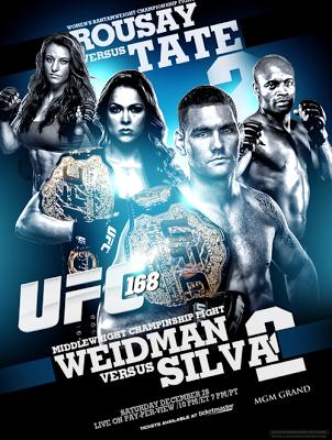 Ufc 168 Poster 7ead6-poster-ufc-168 |...