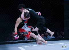 Cardoso  vs. Howard Courtesy CageSport