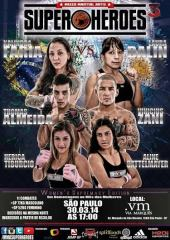 mma super heroes 3 poster