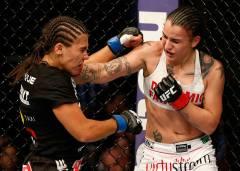 Andrade vs. Pennington Courtesy UFC
