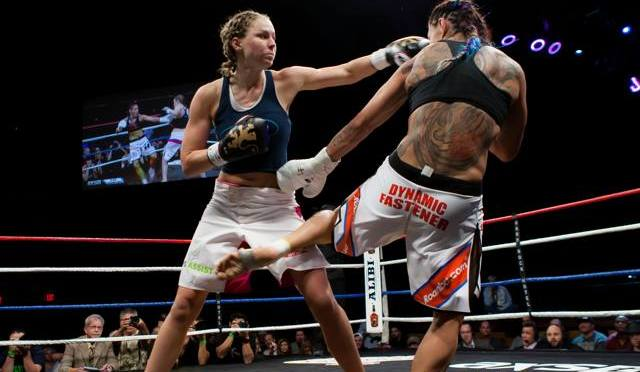 After 400 Events, How AXS TV/HDNet Fights Made Women's Combat History