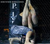 Zomcik Bradshaw Courtesy Driven MMA