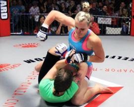 Bergstrom vs. Dorn Courtesy Amanda Lynn/Steelfist