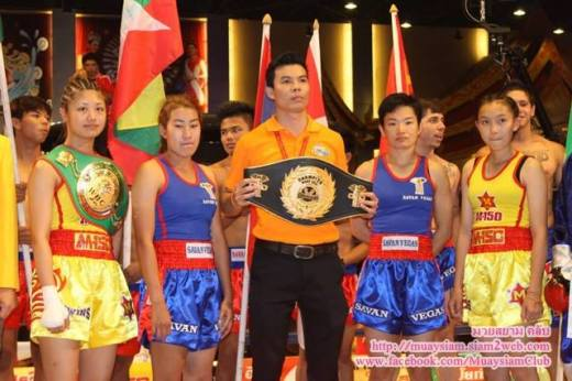 lais muay thai tourney apr 2014