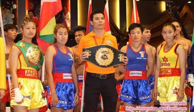 Muay Thai Thursday – Apr. 17