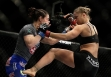 McMann vs. Rousey Courtesy UFC