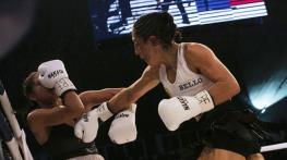 Rodriguez  vs. Cordero Courtesy Eurosport