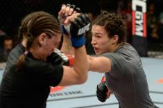 McMann vs. Murphy Courtesy UFC