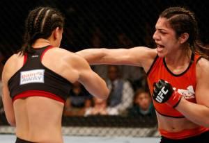 Baszler vs. Correia Courtesy UFC
