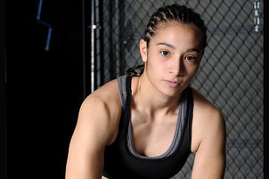 Video – InvictaFC Pre-Fight Interview with Ashley Cummins