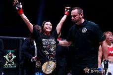 Waterson Courtesy Esther Lin/InvictaFC