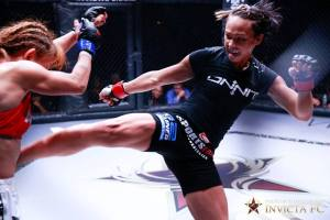 Courtesy Ester Lin/InvictaFC
