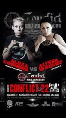 conflict 22