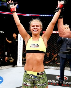 Wombat Watercooler: VanZant vs. Calderwood Among Fight Announcements