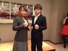 Yamaguchi and Hamasaki