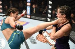 Torres vs. Magana Courtesy UFC