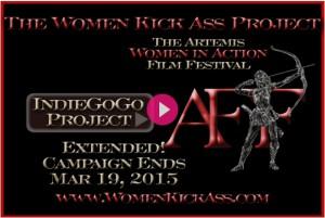Artemis Film Festival to Spotlight Women's Fight Documentaries & Films