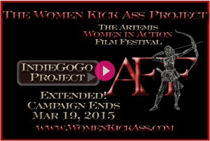 Artemis Film Festival to Spotlight Women's Fight Documentaries & Films