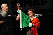 Colonna Courtesy IMMAF/Fight Life Media