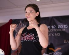 Courtesy Scott Hirano/ Invicta FC