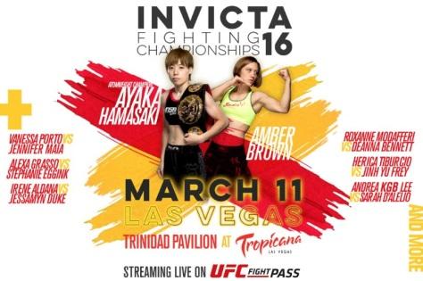 invictafc 16 poster