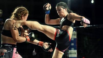 Patricia Alujas vs Pucca Gonzalez