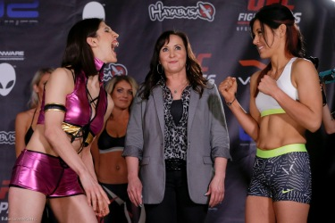 Roxanne Modafferi and Deanna Bennett