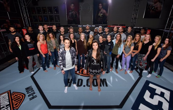 TUF 23 Results – Eight Make it in the House