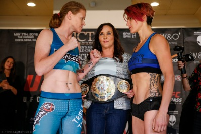 Tonya Evinger and Colleen Schneider