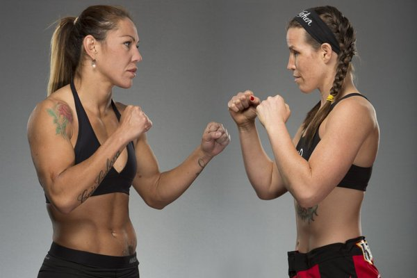 Watch Cyborg and Leslie Smith Hit the Scales Here at Noon pst/3 p.m. est