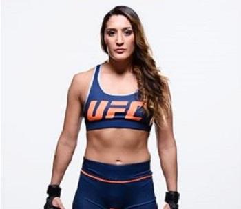 Tatiana Suarez tuf