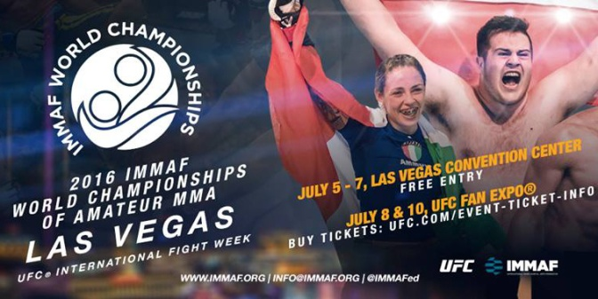 IMMAF 2016 World Championships Coverage