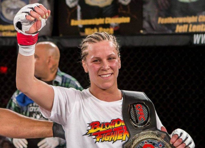 Undefeated Katlyn Chookagian Signs with UFC;Faces Murphy in Debut