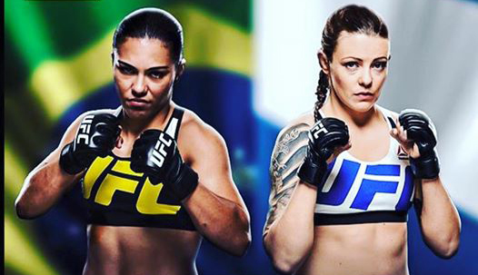 Calderwood vs. Andrade Set for UFC 203