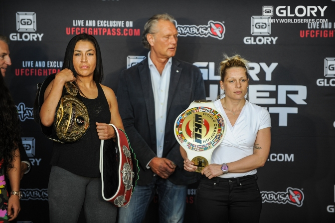 Frausto vs. Graf Announced for Glory Kickboxing 33