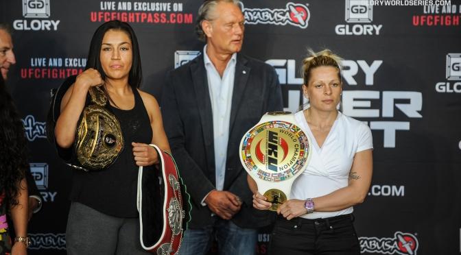 Frausto vs. Graf Announced for Glory Kickboxing 33