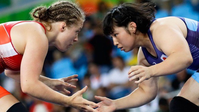 OLYMPIC Wrestling RECAP: Japan Continues Dominance; Maroulis Takes first US Gold