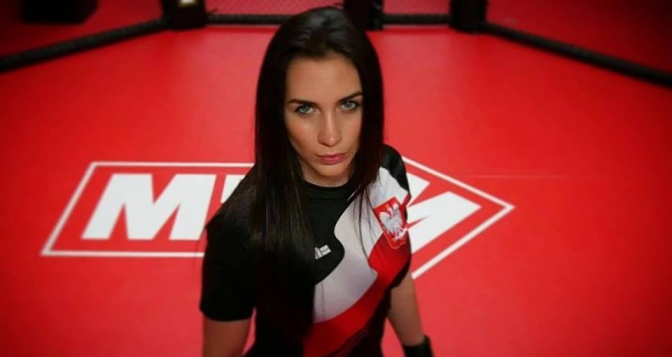 Veronica Macedo Signs to UFC; Replaces de Randamie on Hamburg Card
