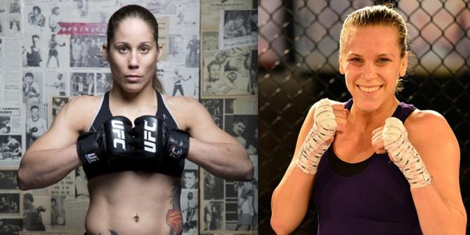 Katlyn Chookagian vs. Liz Carmouche Added to UFC 205