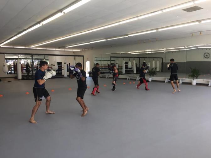 Video – Natasha Creger Talks New Chute Boxe Gym; Popularity of Muay Thai