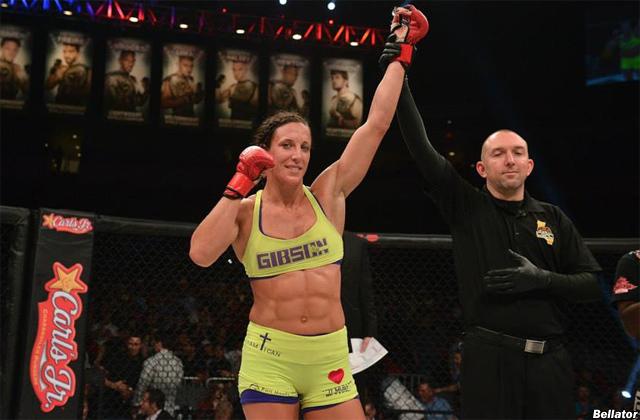 Interview: Julia Budd Talks Bellator Title; Weight Cutting